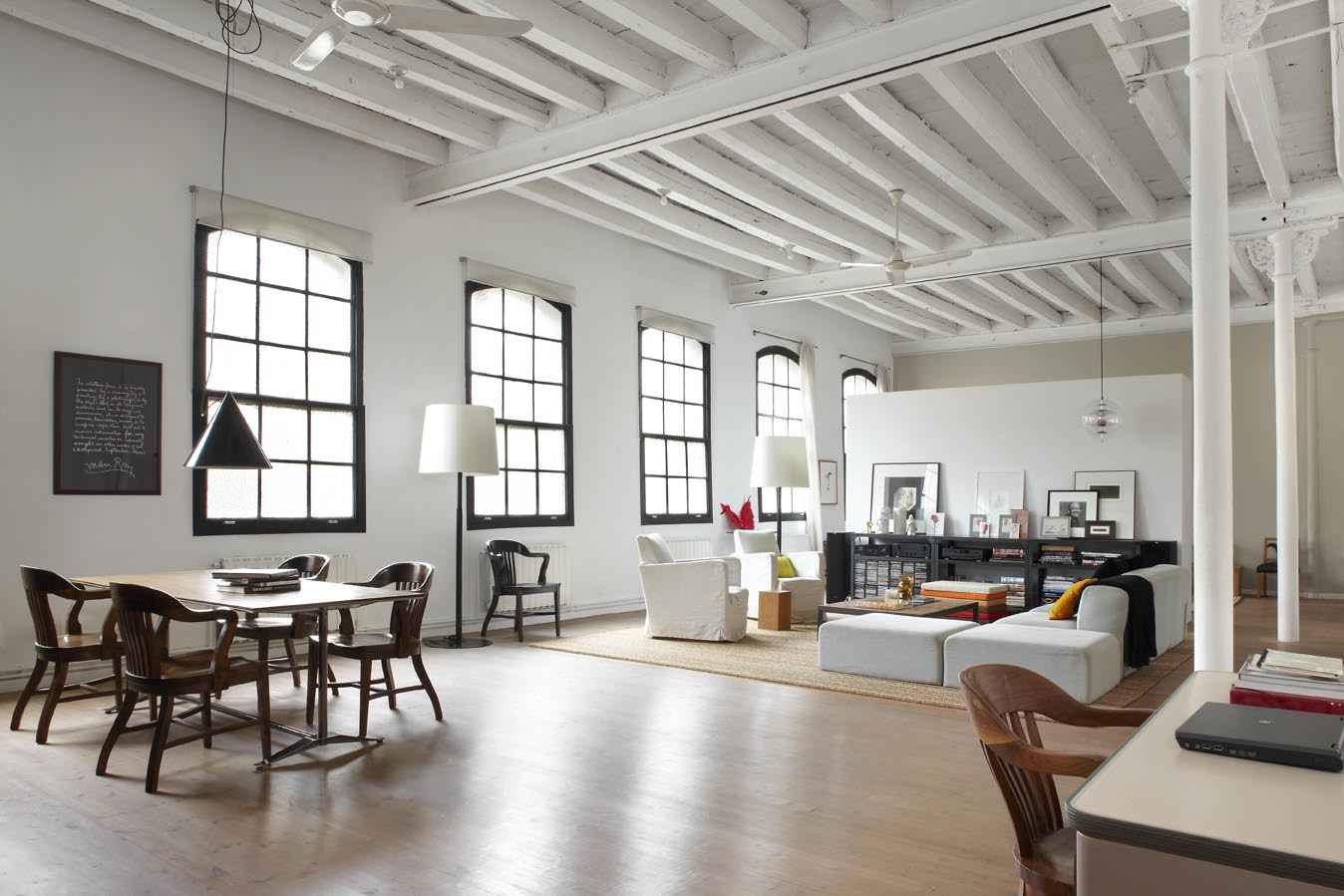 Eclectic Trends Barcelona Style An Amazing Loft For