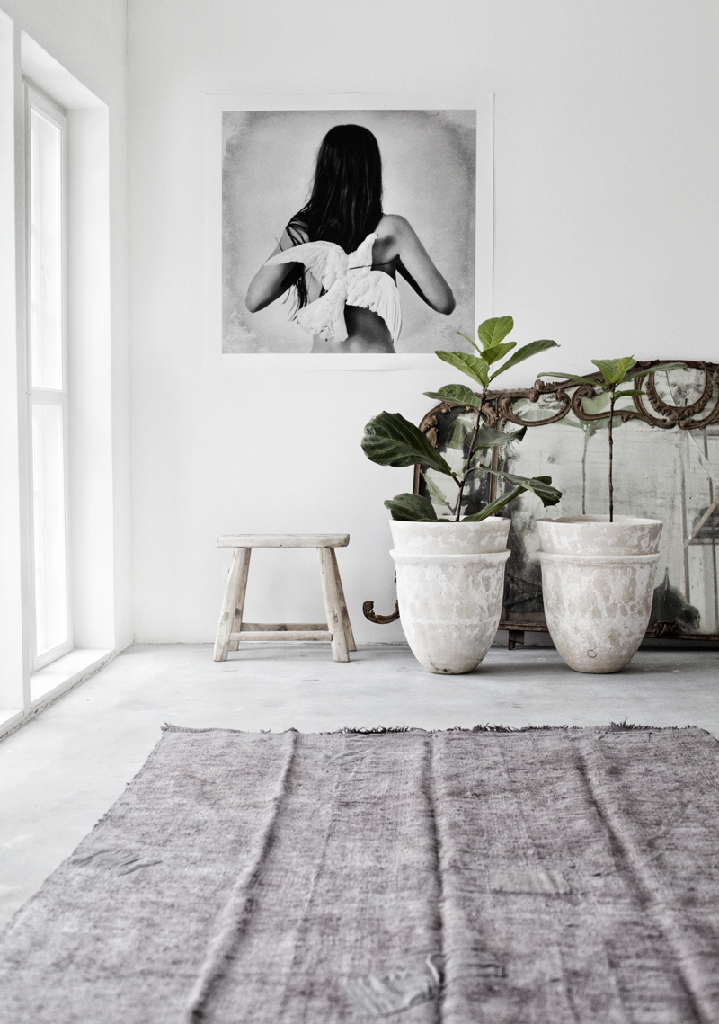 Eclectic trends hannah lemholt for love warriors and for Interieur styling