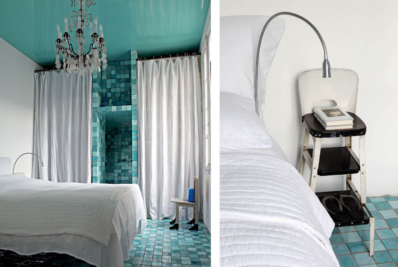 paola navone paris apartment 14 Paola Navones Parisian Apartment