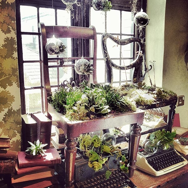 Eclectic Trends Travel Treasures Gardening Trend At