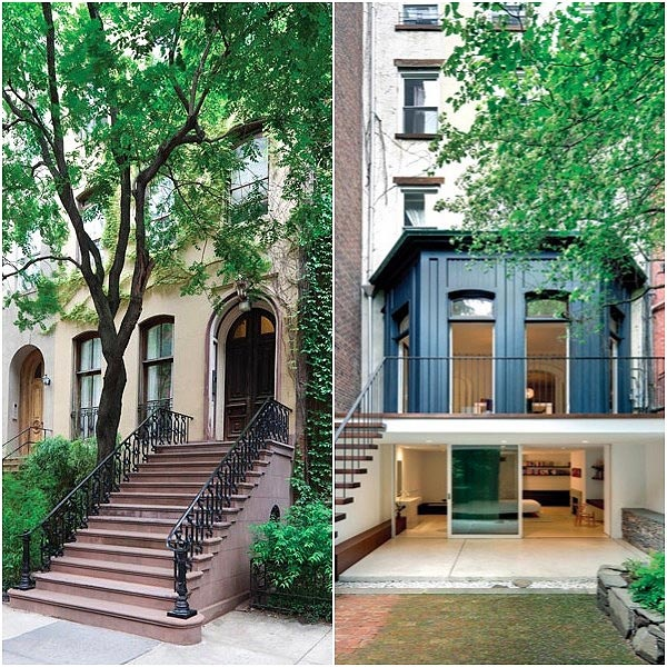 PicMonkey Collage A Victorian townhouse in New York