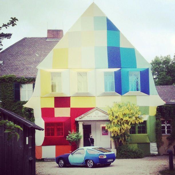 Werner Aisslinger Home of the Future | Eclectic Trends