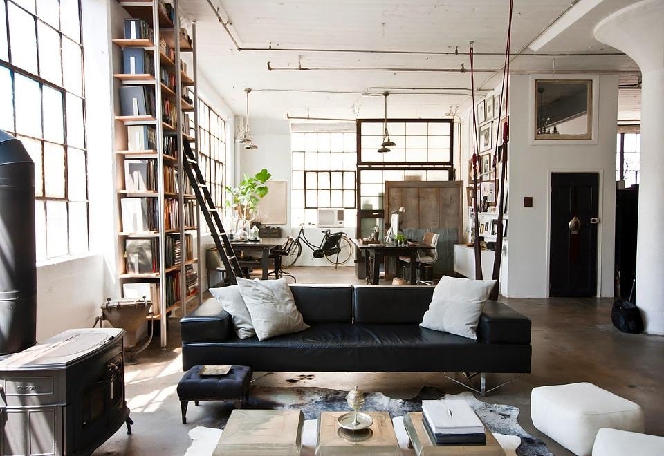 loft Brooklyn living