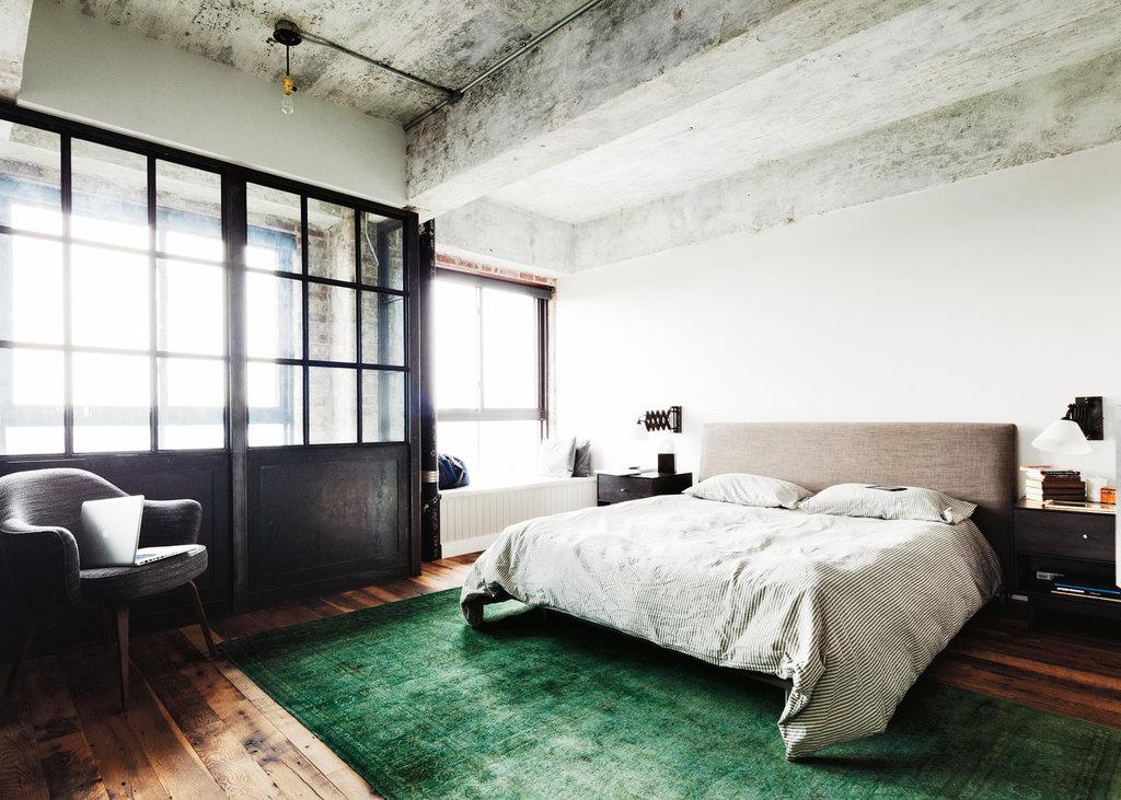 David Karp_bedroom
