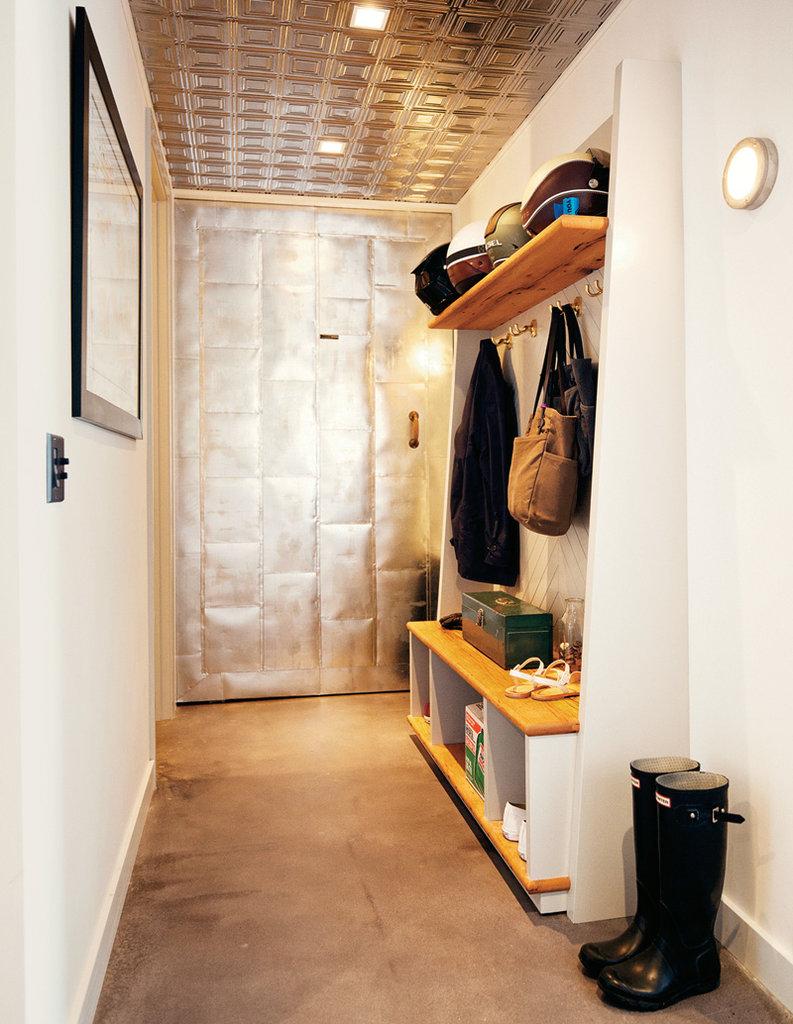 David Karp_metal door