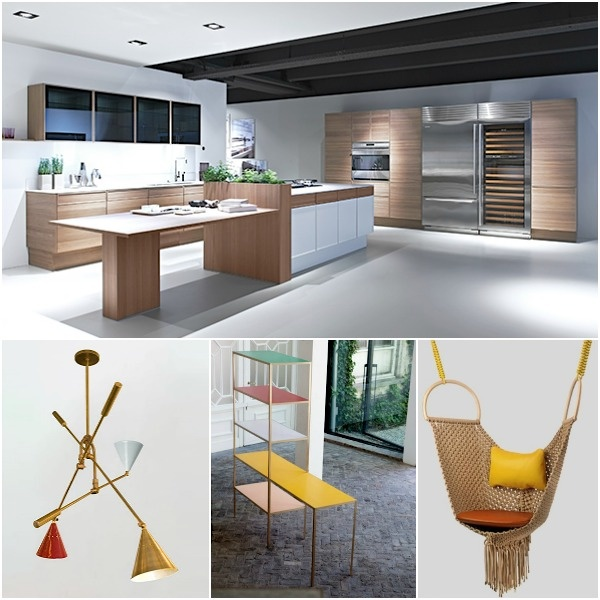 Eclectic Trends Poggenpohl Gaggenau Innovative Kitchen