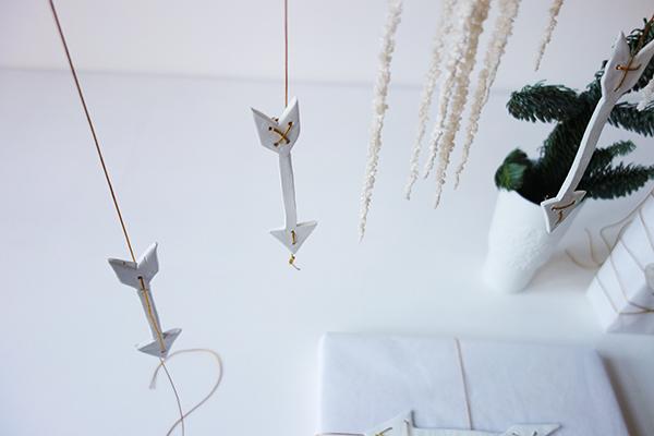 3 Christmas arrows