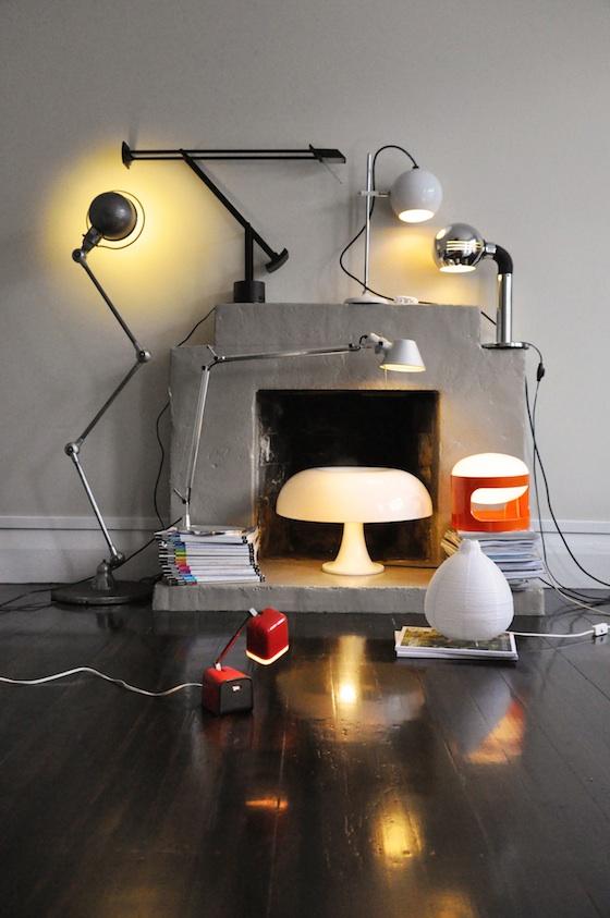 WDBC Mel Chesneau - lamps 3