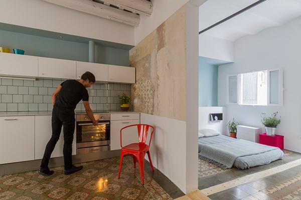 Nook architects_Barcelona style