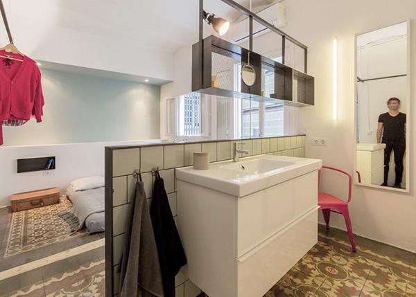 Nook architects_Barcelona style_bathroom