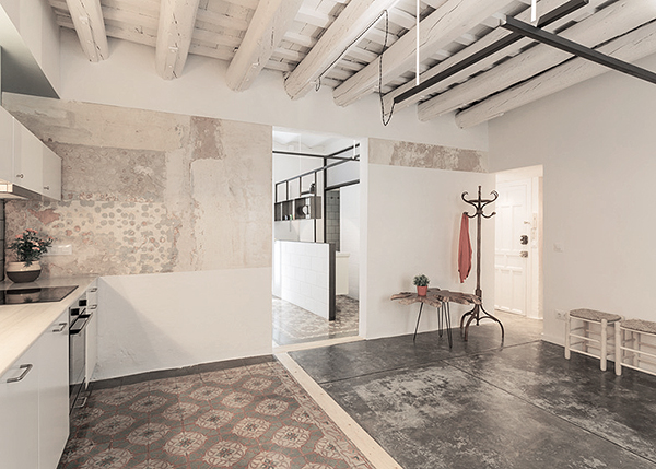 Nook architects_Barcelona style_kitchen