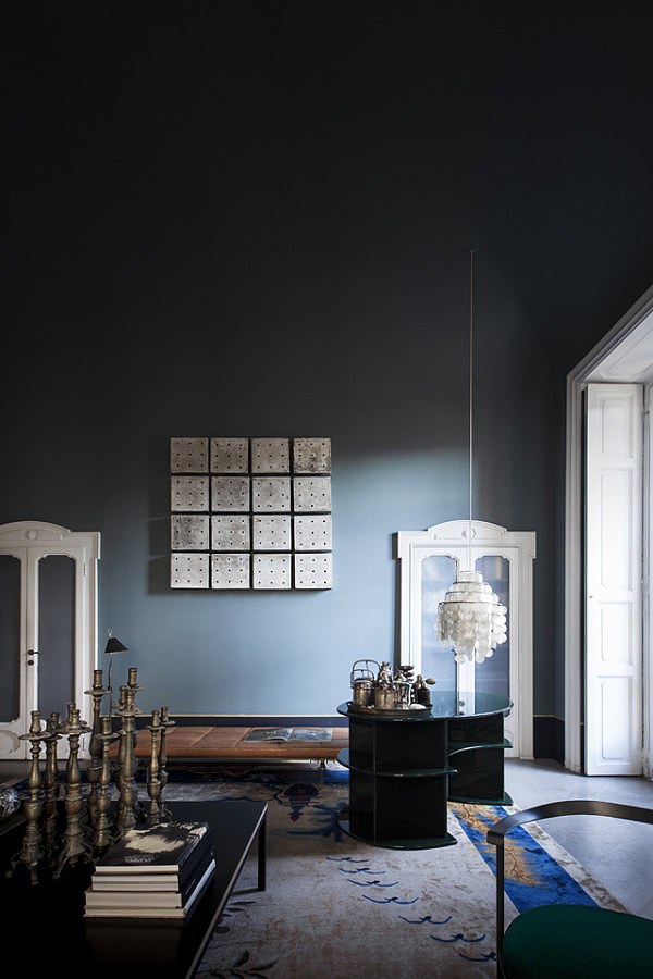 eclectic trends dusky and moody interiors with dimore