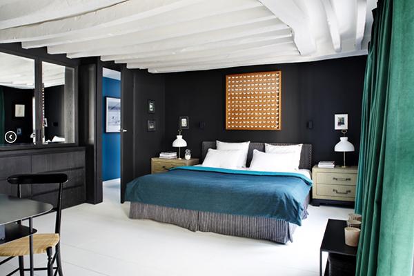 Sarah Lavoine bedroom