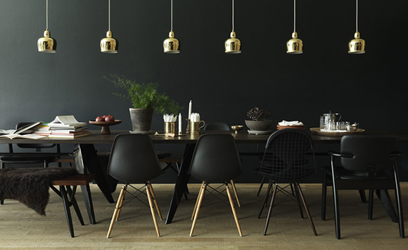 Vitra Haus dining-area