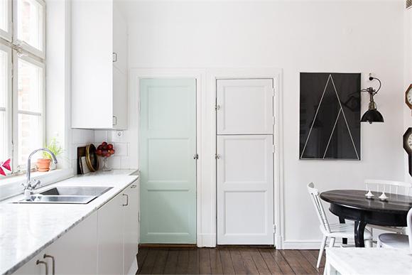 apartment Malmo kitchen