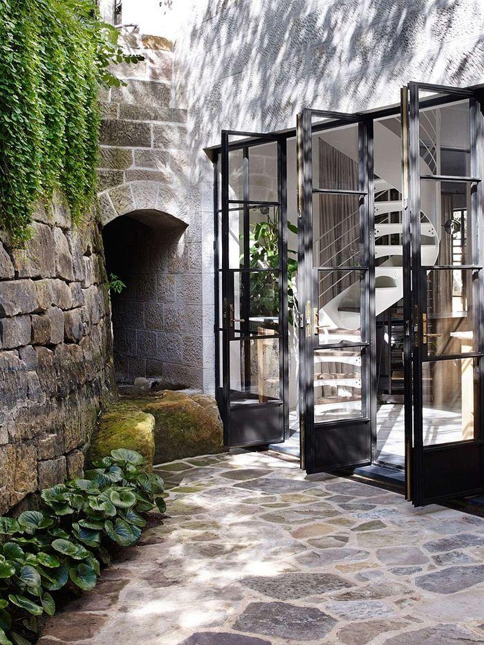 Eclectic Backyard Decor Outdoor Spaces
