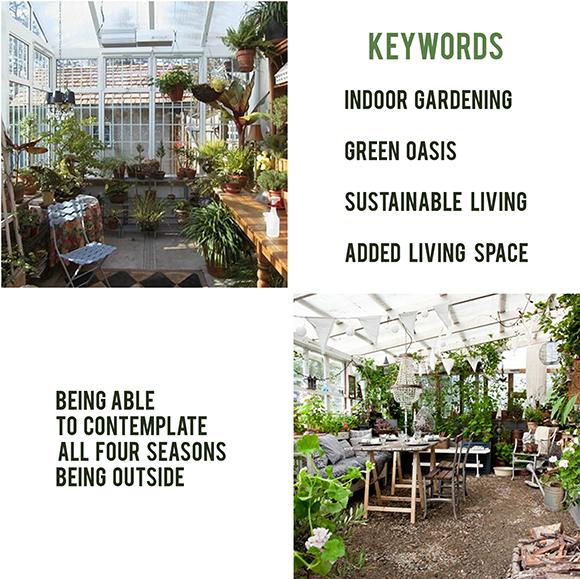 Greenhouse trend KEYWORDS