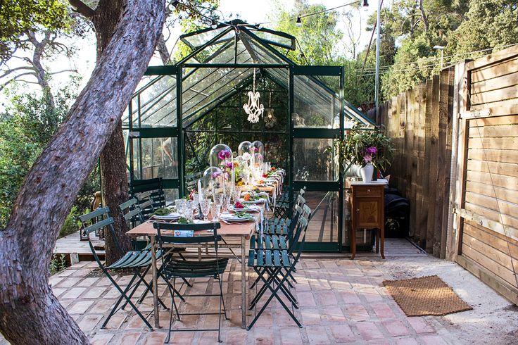 gangandthewool greenhouse