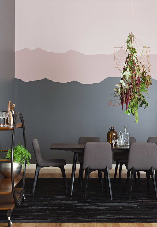 Haymes Color Forecast 2015 Eclectic Trends