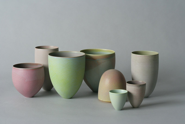 Pippin Drysdale ceramicist