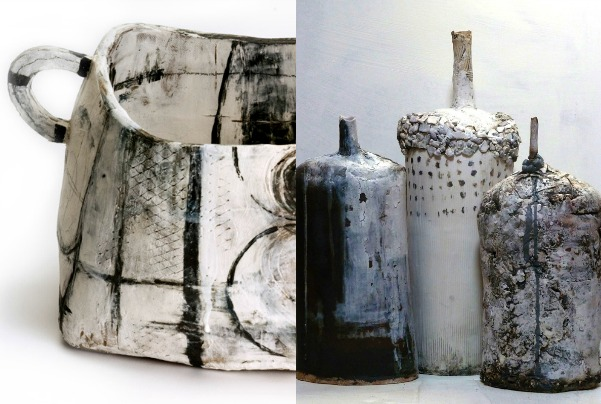 Brenda Holzke ceramics Eclectic Trends