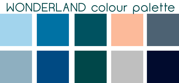 Eclectic Trends: AW 2016/17 COLORS-WONDERLAND