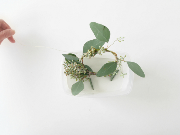 DIY-Eucalyptus wreath