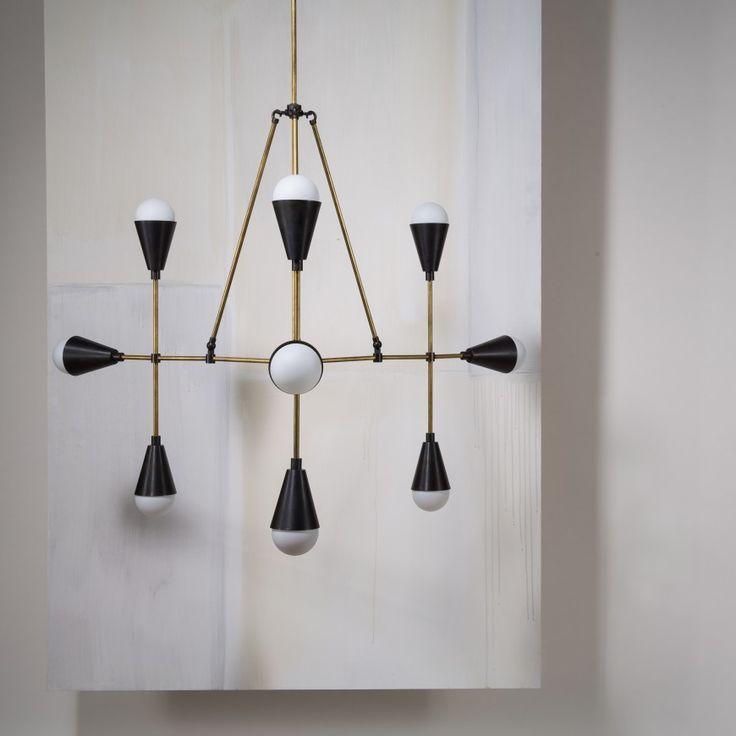 Eclectic Trends- Studio Apparatus lighting
