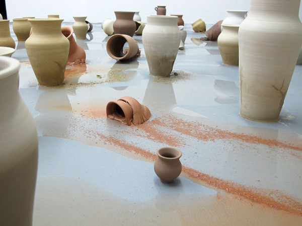 Ceramics-Installation-Karin-Lehmann-EclecticTrends