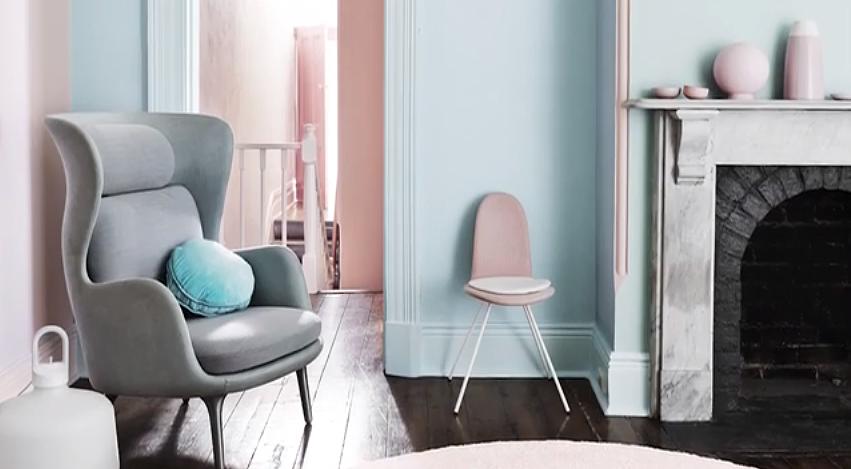 Color Trends 2015 Dulux - Silentshift
