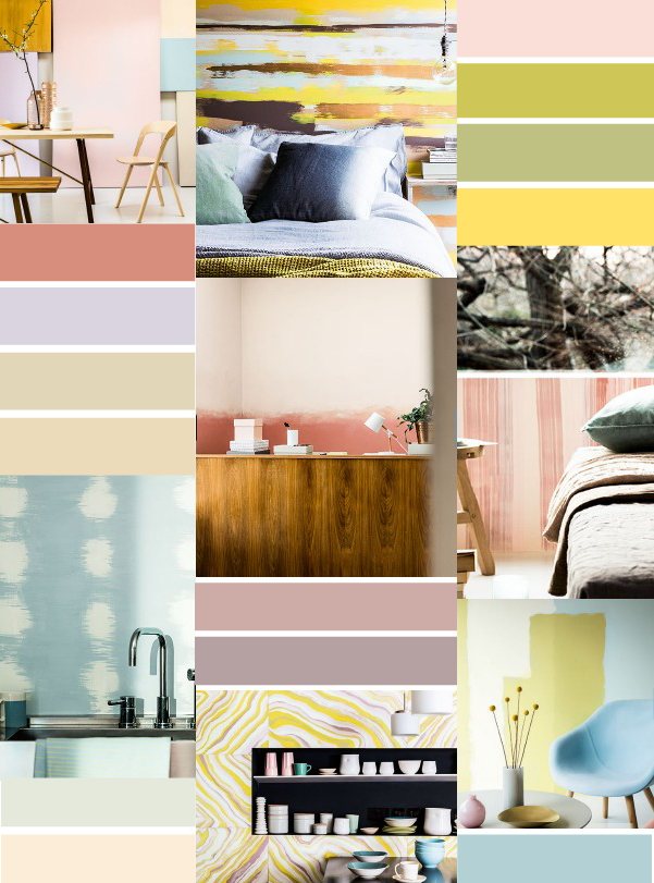 Color Trends 2015 Akzo Nobel - Eclectic Trends