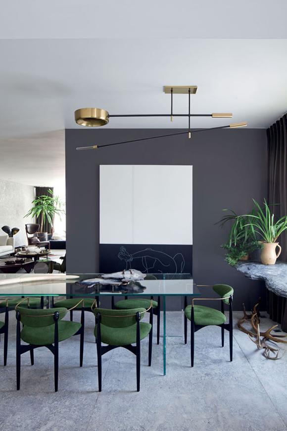 Home of Osvaldo Tenorio- Eclectic Trends