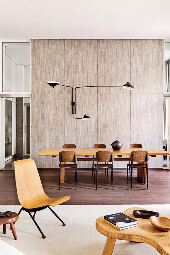 midcentury interior design apartment - Eclectic Trends