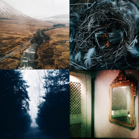 It's a moody wednesday-four favorites-Eclectic Trends