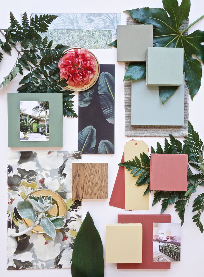 Eclectic Trends | My June Mood Board For Farrow&Ball: The ...
