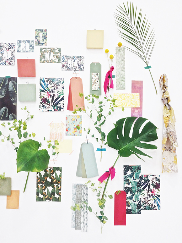 My July Mood Board - Eclectic Trends