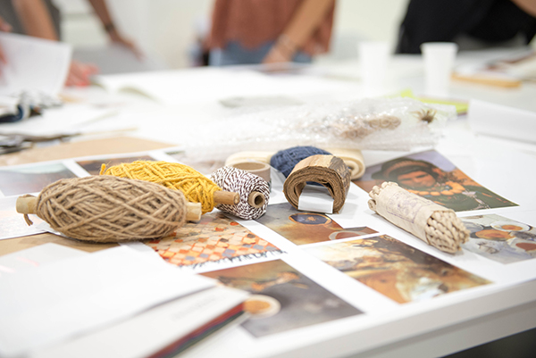 Review Mood Board Workshop- Eclectic Trends